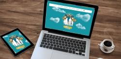 طراحی سایت سایبان مهر